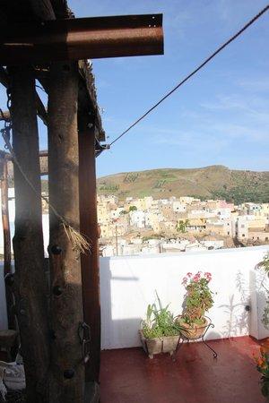 Dar KamalChaoui: terrasse