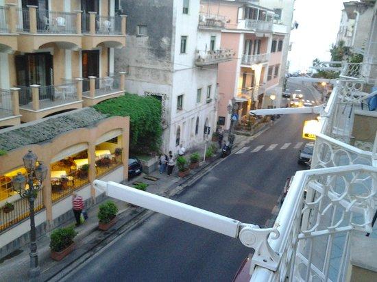 Hotel 7 Bello: vista sul mare