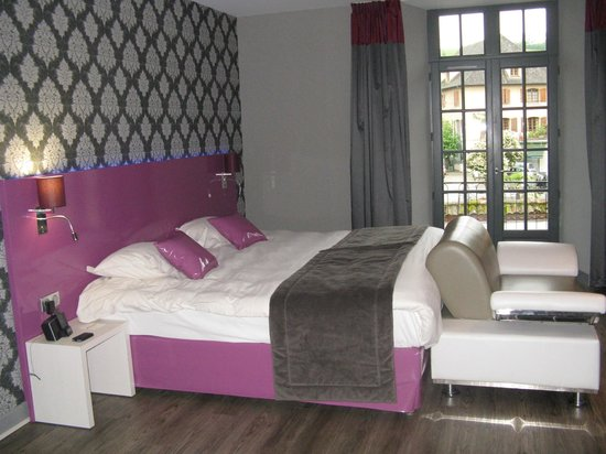 Hotel le Turenne : Notre chambre