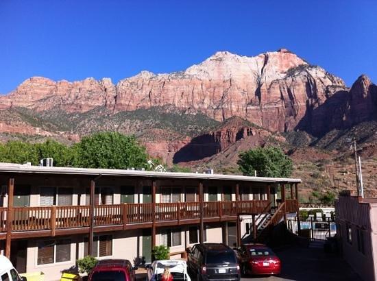 Historic Pioneer Lodge: vue