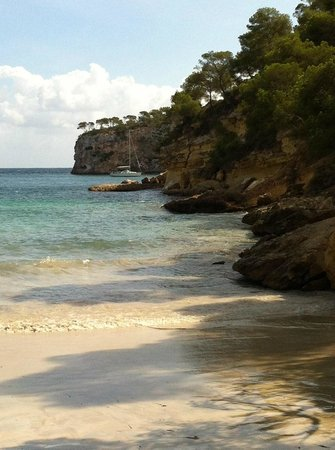 Calvia, Spain: Playa el mago
