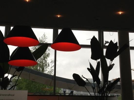Novotel Zurich City-West: arredamento moderno