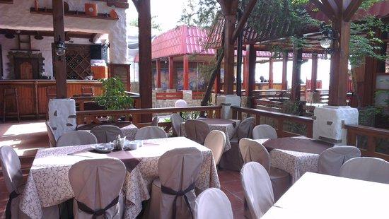 Club Restaurant Santa Fe