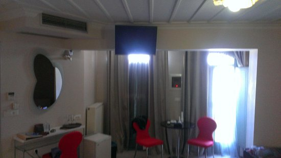Amfitriti Palazzo Hotel: Pegasos Room (ground floor)