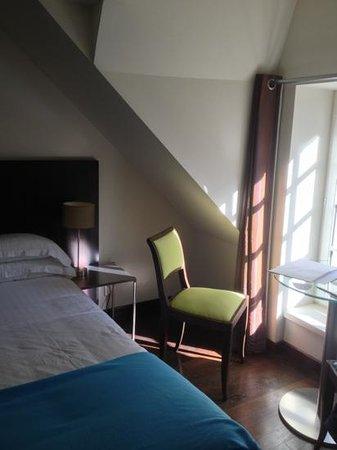 Hôtel Le Temps de Vivre : chambre 6