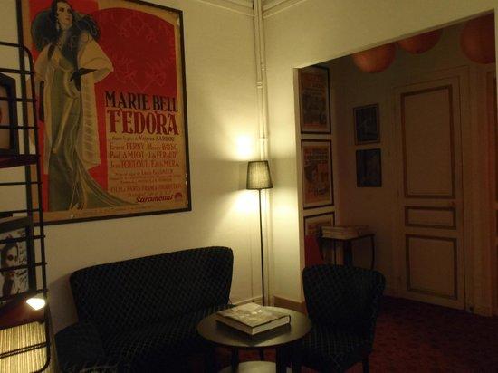 Alba Opera Hotel: Lounge
