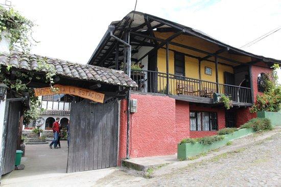 Hosteria La Estacion: Hotel