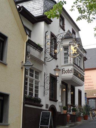 Hotel Schuetzen: Voorzijde van het hotel