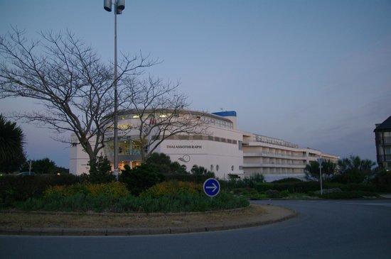 Hôtel Miramar Crouesty Picture Of Miramar La Cigale Hotel Thalasso - Thalasso port crouesty