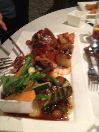 The Bon Restaurant & Wine Bar : Good tasty fodder