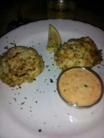 Bonefish Grill: the best crab cakes