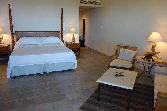The Residence Mauritius: Bedroom