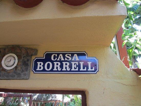 Hostal Borrell Iznaga: casa borrell