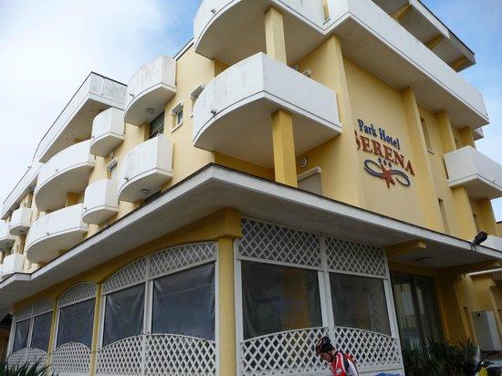 Park Hotel Serena : gastfreundliches Hotel