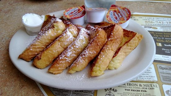 Metro Diner: My delicious french toast