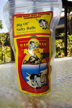Bad Ass Coffee Company von Maui