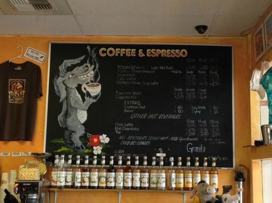 Bad Ass Coffee Company - Coffee Shop Franchise