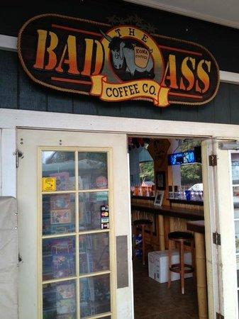 Girl first bad ass coffee shop babes