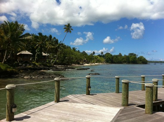 Coconuts Beach Club: cabañas sin palya
