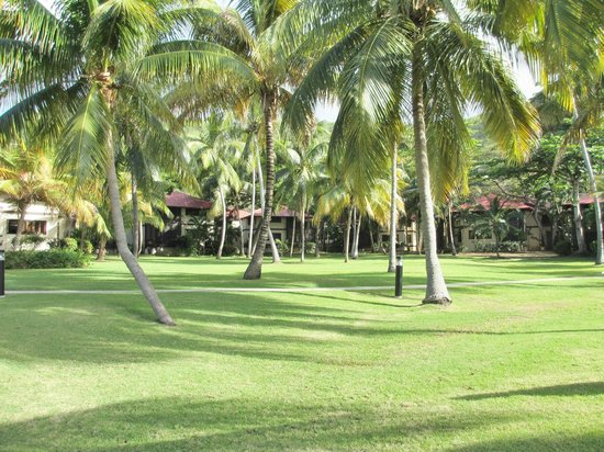Renaissance St. Croix Carambola Beach Resort & Spa: Hotel Property