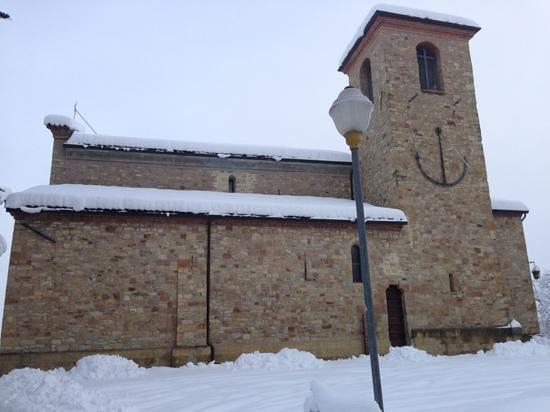 Pieve Romanica di San Giovanni in Contignaco: Incantevole
