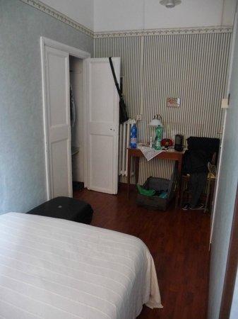 Hotel Boccaccio: Zimmer Nr. 3