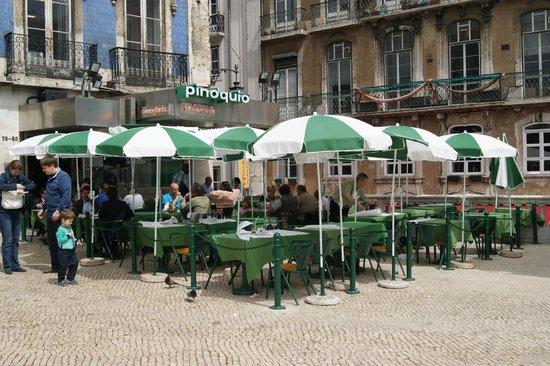 Restaurante Cervejaria Pinoquio : Vue générale extérieure