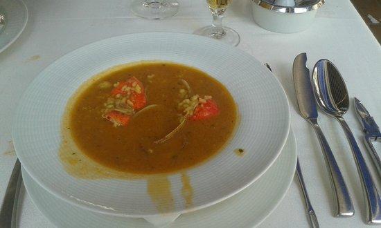 La Canasta: Caldero en el plato!!