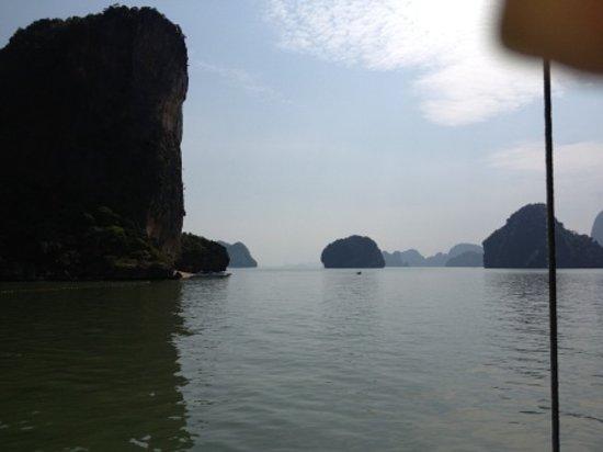 Andaman Sea Club Sailing Charters: James Bond island trip - Man with the golden gun