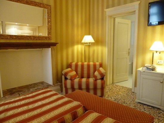 Bella Venezia: Chambre 103