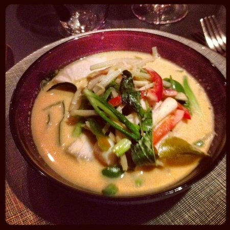 L'Ô Pure Thai Style : Curry rouge