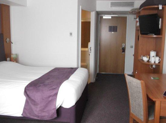 Premier Inn Rhuddlan: Ground floor room No.4
