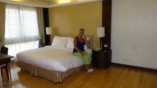 Chateau de Bangkok: Bedroom