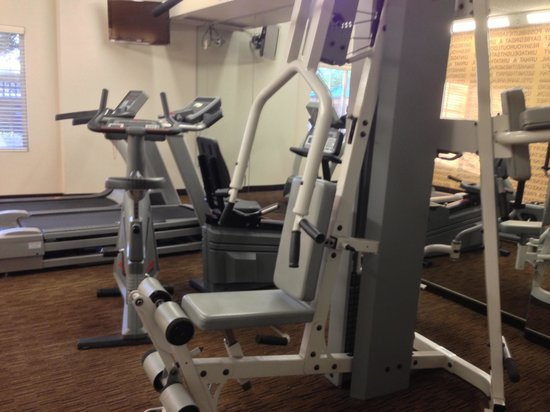 La Quinta Inn & Suites Phoenix West Peoria: Gym