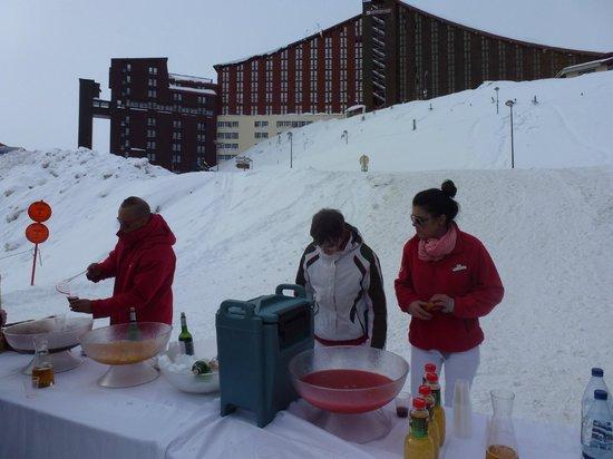 Club Med Arcs Extreme : retour ski