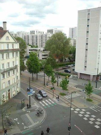 Esplanade Hotel: Hauptstraße