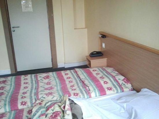 Esplanade Hotel: Betten