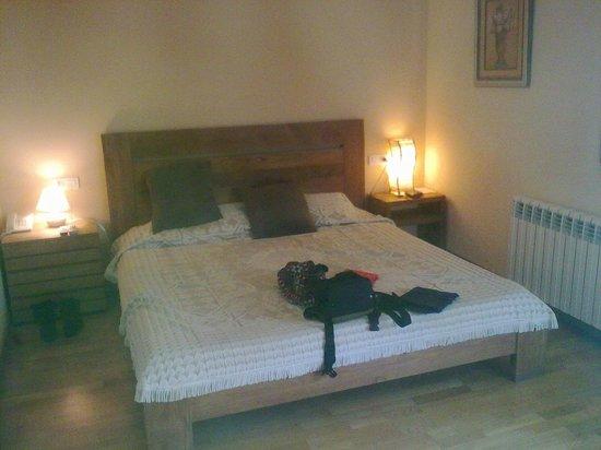 Hotel Els Encantats: habiatcion