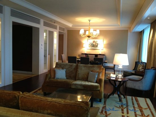 Four Seasons Hotel Macau, Cotai Strip: Royal Suite