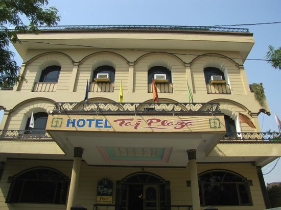 Hotel Taj Plaza: The hotel
