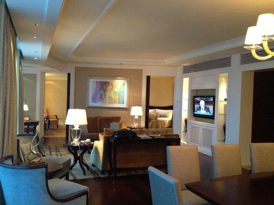 Four Seasons Hotel Macau, Cotai Strip: Royal Suite