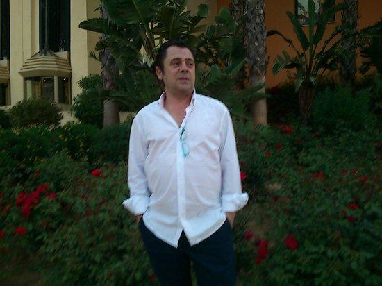 Playamarina Spa Hotel: Entrada