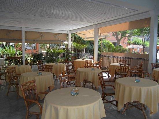 Grand Hotel Ambasciatori: Dining Area