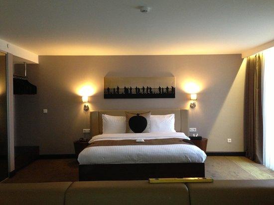 Inncity Hotel Nisantasi: Odamız