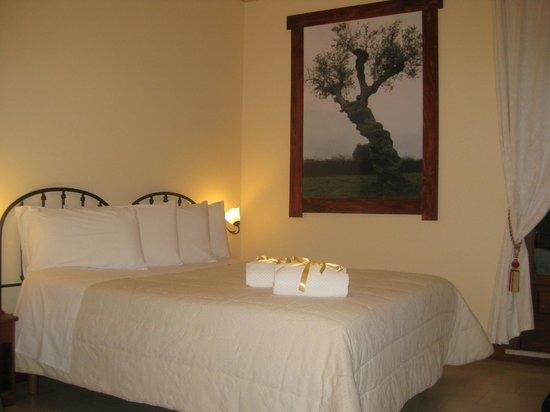 Hotel De Mohac : room