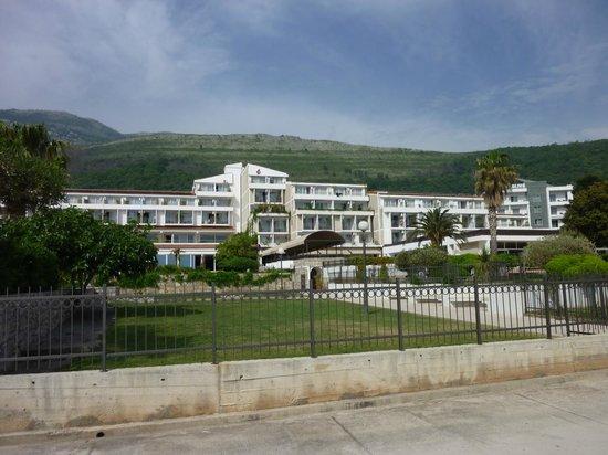 Hotel Palas: vue hôtel