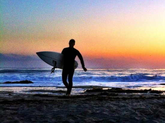 Dana Point, CA: Surfing