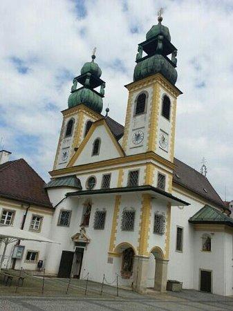 Wallfahrtskirche und Paulinerkloster Mariahilf: Church