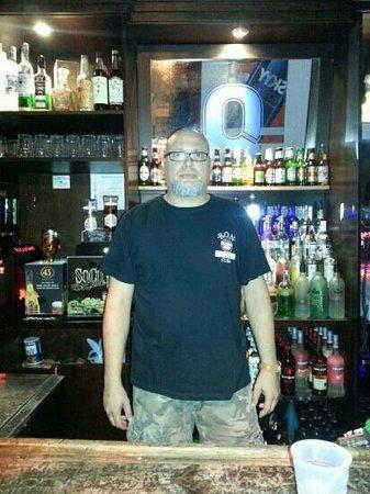 Nono's: The Cuban bartender