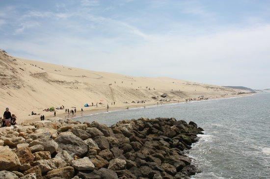 La dune du pyla picture of dune du pilat la teste de buch tripadvisor - Hotel dune du pilat ...